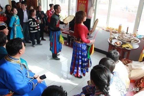 蒙古丨吉林郭尔罗斯蒙古萨满祭祀文化(图集) 第8张 蒙古丨吉林郭尔罗斯蒙古萨满祭祀文化(图集) 蒙古文化