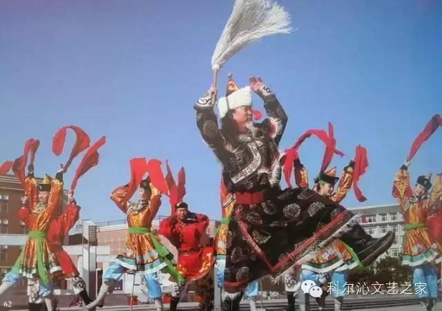 【民族史话】/安代:顿踏之间的刻骨柔情/苏日塔拉图/(总第29期) 第1张