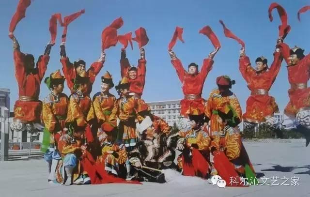 【民族史话】/安代:顿踏之间的刻骨柔情/苏日塔拉图/(总第29期) 第3张