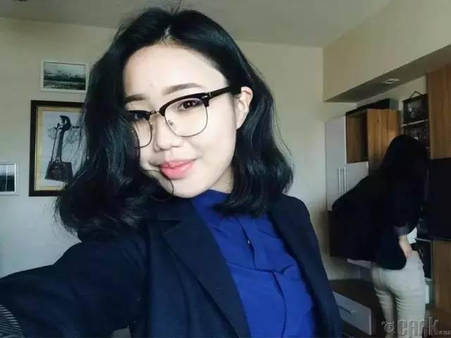 【蒙古美女】穿制服的蒙古美女们 美的没谁了 第13张