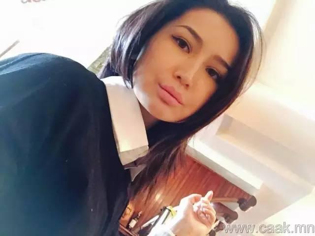 【蒙古美女】穿制服的蒙古美女们 美的没谁了 第15张