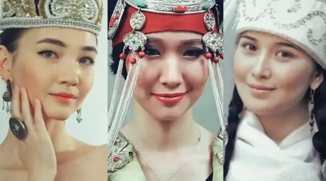 蒙古女人百年之美,你最喜欢哪个年代? 第1张