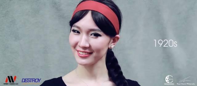蒙古女人百年之美,你最喜欢哪个年代? 第3张