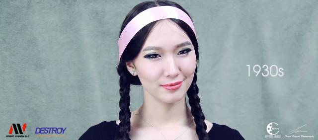 蒙古女人百年之美,你最喜欢哪个年代? 第4张