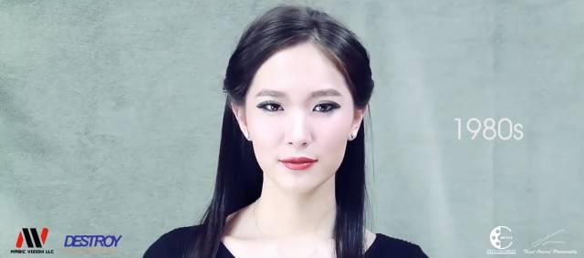 蒙古女人百年之美,你最喜欢哪个年代? 第9张