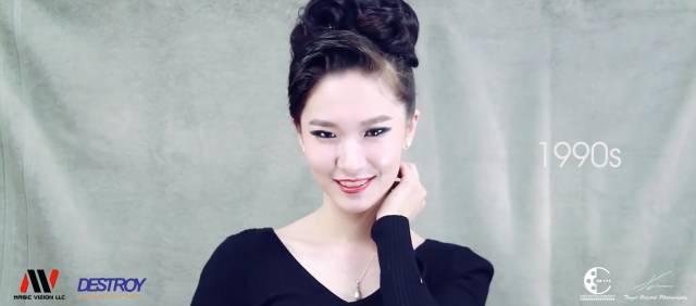蒙古女人百年之美,你最喜欢哪个年代? 第10张