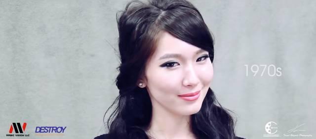 蒙古女人百年之美,你最喜欢哪个年代? 第8张