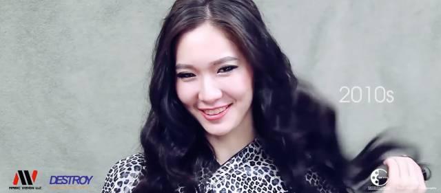 蒙古女人百年之美,你最喜欢哪个年代? 第12张