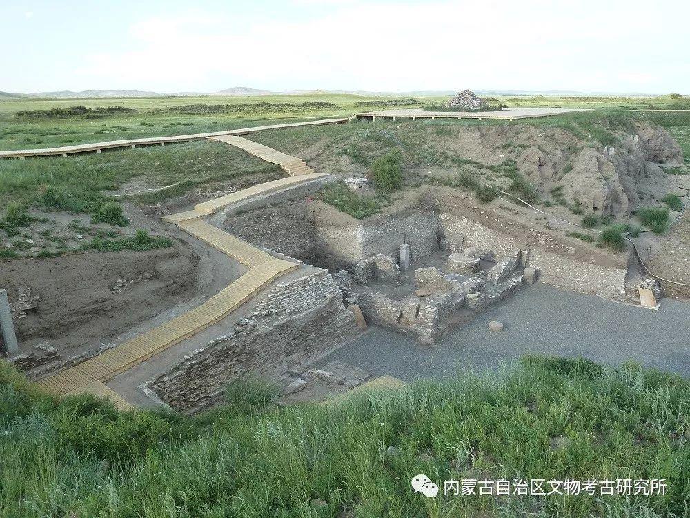 内蒙古蒙元考古综述 第1张 内蒙古蒙元考古综述 蒙古文化