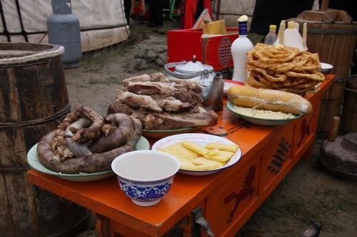 舌尖上的蒙古,蒙古人的新年佳肴... 第2张