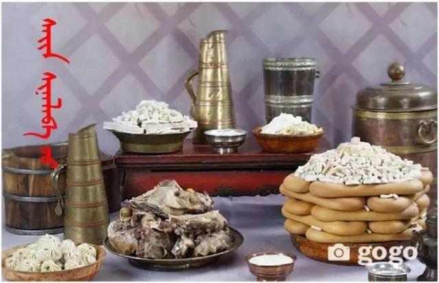 舌尖上的蒙古,蒙古人的新年佳肴... 第1张
