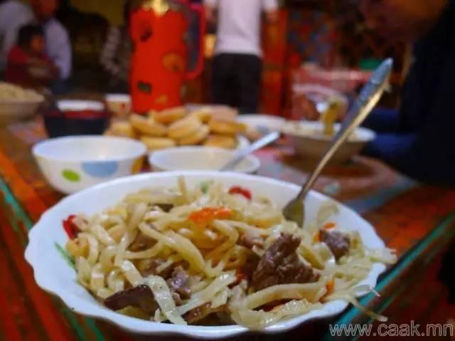 舌尖上的蒙古,蒙古人的新年佳肴... 第19张