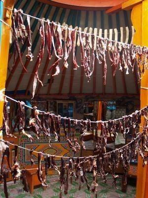 舌尖上的蒙古,蒙古人的新年佳肴... 第29张