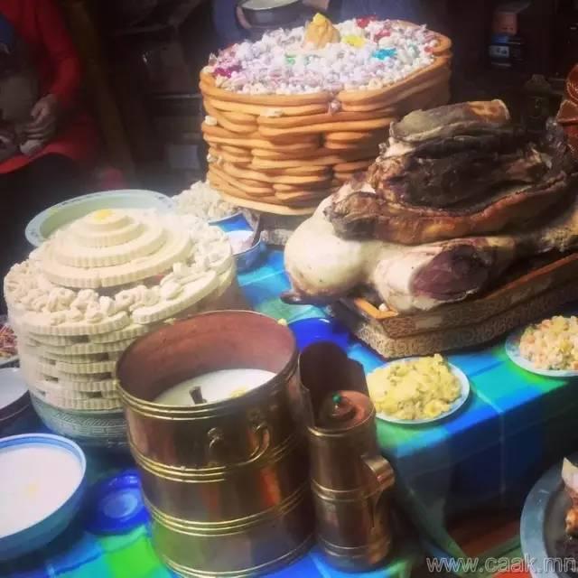 舌尖上的蒙古,蒙古人的新年佳肴... 第25张