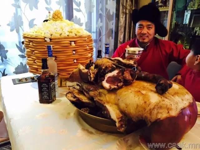 舌尖上的蒙古,蒙古人的新年佳肴... 第27张