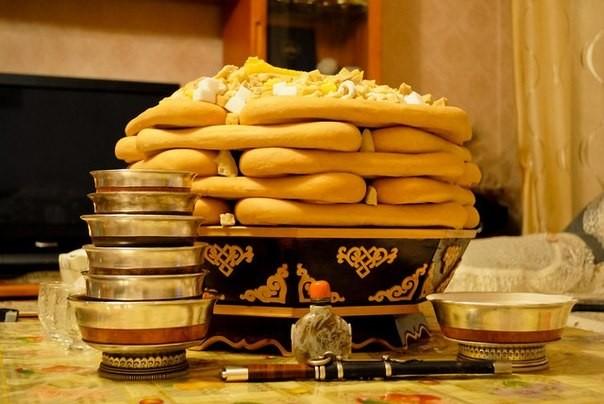 舌尖上的蒙古,蒙古人的新年佳肴... 第40张