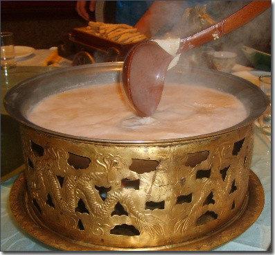 舌尖上的蒙古,蒙古人的新年佳肴... 第45张