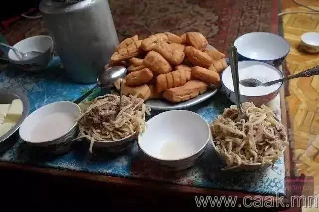 舌尖上的蒙古,蒙古人的新年佳肴... 第57张