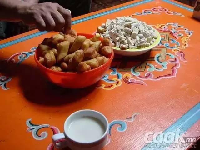 舌尖上的蒙古,蒙古人的新年佳肴... 第66张