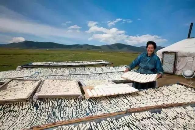 舌尖上的蒙古,蒙古人的新年佳肴... 第75张