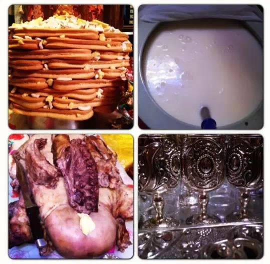 舌尖上的蒙古,蒙古人的新年佳肴... 第88张