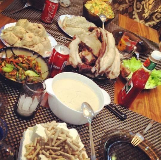 舌尖上的蒙古,蒙古人的新年佳肴... 第85张