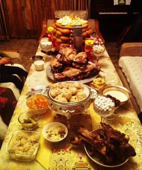 舌尖上的蒙古,蒙古人的新年佳肴... 第98张