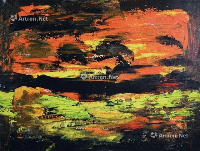 中国当代蒙古族实力派青年画家,雕塑艺术家阿鲁斯 第4张