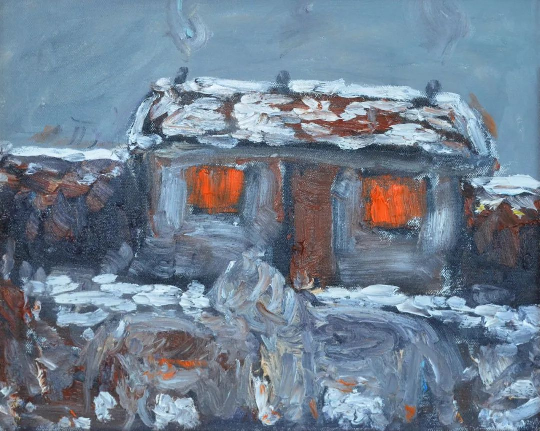 中国当代蒙古族实力派青年画家,雕塑艺术家阿鲁斯 第18张