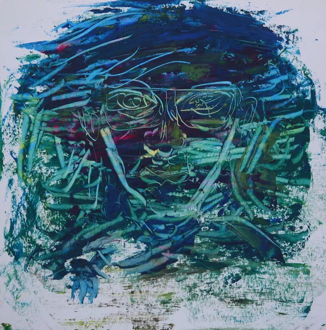 中国当代蒙古族实力派青年画家,雕塑艺术家阿鲁斯 第20张