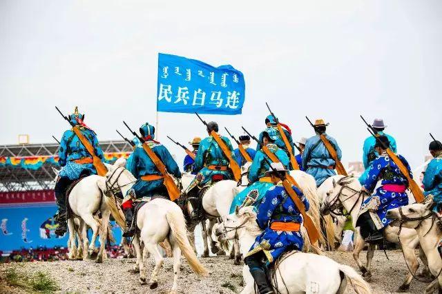 西乌珠穆沁——中国白马之乡 第2张