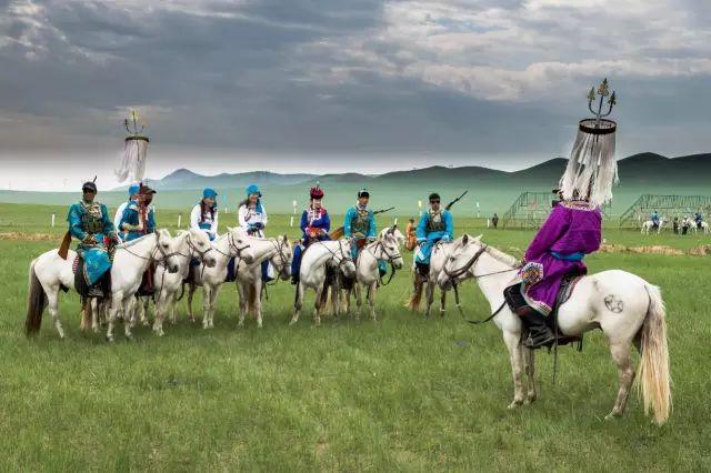 西乌珠穆沁——中国白马之乡 第5张