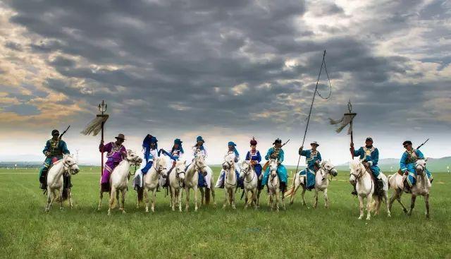 西乌珠穆沁——中国白马之乡 第4张