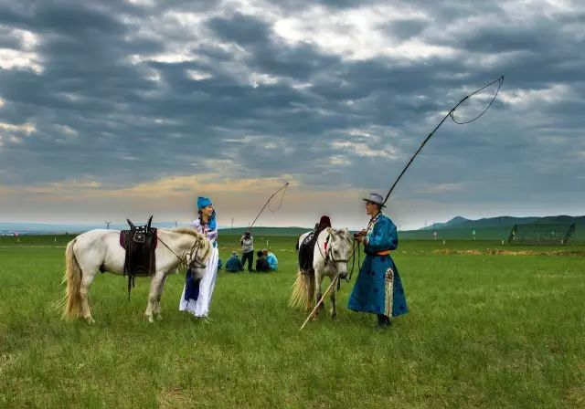 西乌珠穆沁——中国白马之乡 第7张