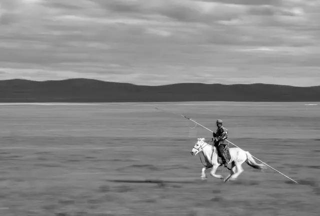 西乌珠穆沁——中国白马之乡 第17张
