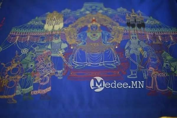 世界上独一无二的刺绣本蒙古秘史,价值连城 第19张