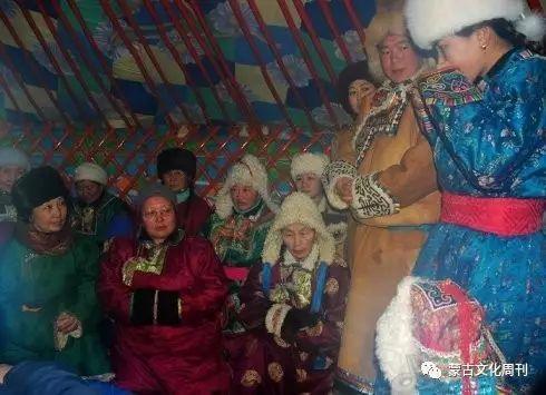 卫拉特蒙古传统婚礼习俗 第5张