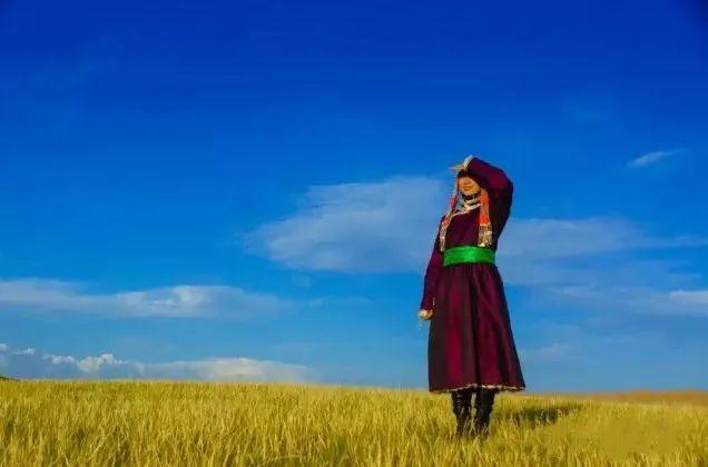 乌拉特蒙古族服饰(民俗) 第2张