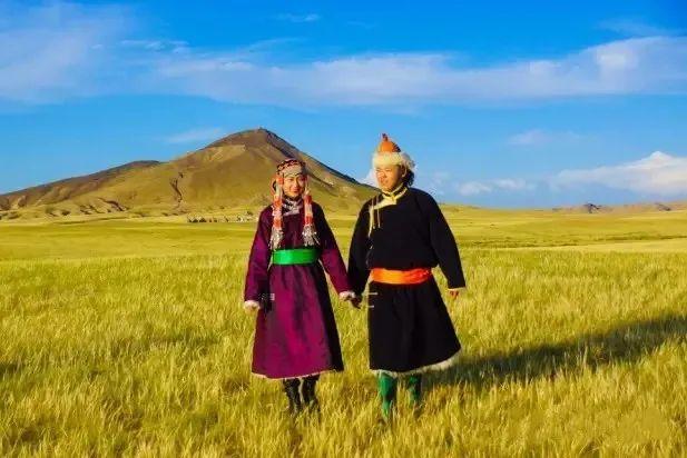 乌拉特蒙古族服饰(民俗) 第4张