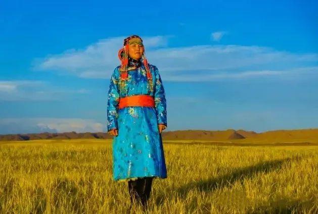 乌拉特蒙古族服饰(民俗) 第7张