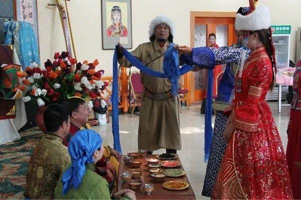 【松原非遗撷珍】|蒙古族婚俗(五) 第1张 【松原非遗撷珍】|蒙古族婚俗(五) 蒙古文化