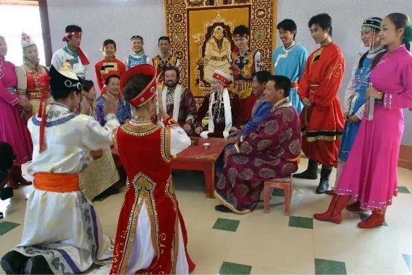 【松原非遗撷珍】|蒙古族婚俗(五) 第3张 【松原非遗撷珍】|蒙古族婚俗(五) 蒙古文化