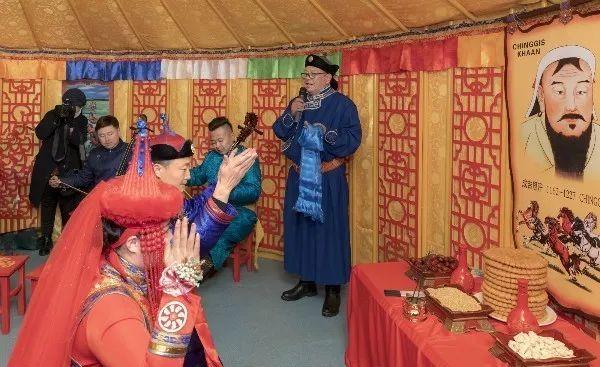 【松原非遗撷珍】|蒙古族婚俗(五) 第4张 【松原非遗撷珍】|蒙古族婚俗(五) 蒙古文化