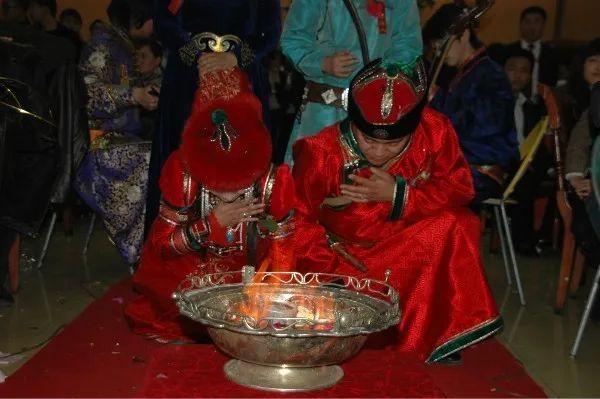 【松原非遗撷珍】|蒙古族婚俗(五) 第5张 【松原非遗撷珍】|蒙古族婚俗(五) 蒙古文化