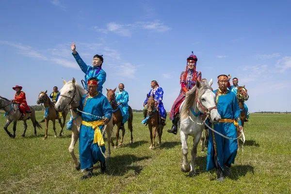 【松原非遗撷珍】|蒙古族婚俗(五) 第6张 【松原非遗撷珍】|蒙古族婚俗(五) 蒙古文化