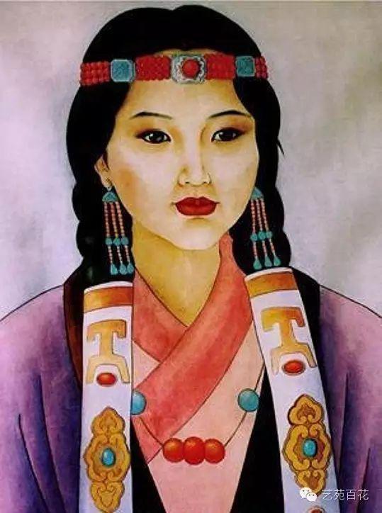 郭尔罗斯蒙古族四位女杰 第1张
