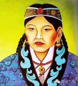 郭尔罗斯蒙古族四位女杰 第2张