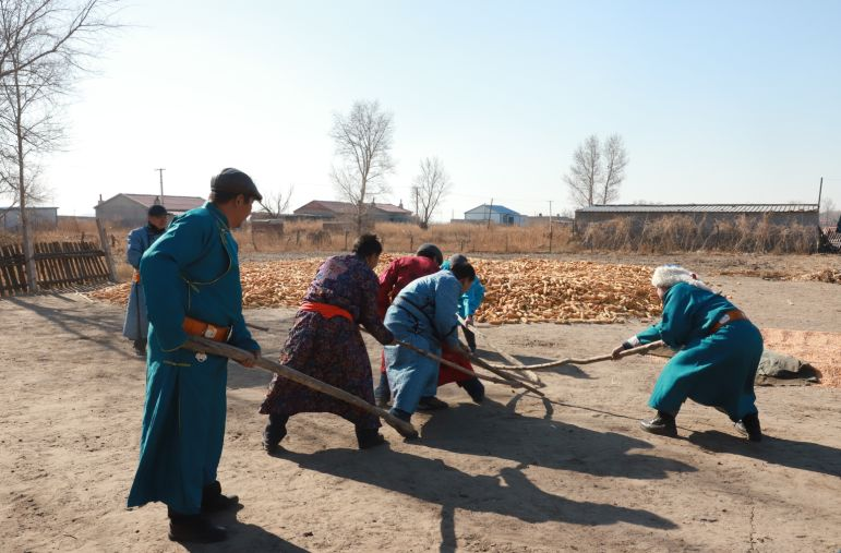 吉林郭尔罗斯蒙古人的历史渊源 第10张 吉林郭尔罗斯蒙古人的历史渊源 蒙古文化