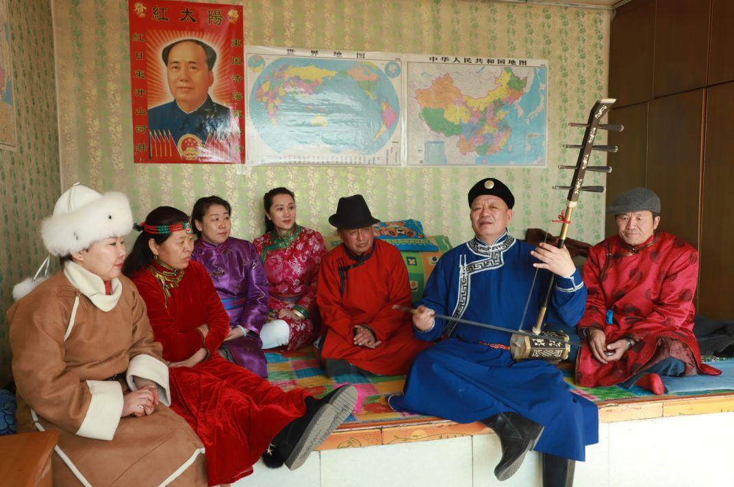 吉林郭尔罗斯蒙古人的历史渊源 第13张 吉林郭尔罗斯蒙古人的历史渊源 蒙古文化