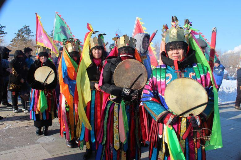 郭尔罗斯蒙古人的新年第一天 第7张 郭尔罗斯蒙古人的新年第一天 蒙古文化